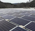 BENHAM, Ky. – The Kentucky Coal Museum, which is owned by Southeast Kentucky Community and Technical College (SKCTC), is hoping to soon be mostly powered by the sun.